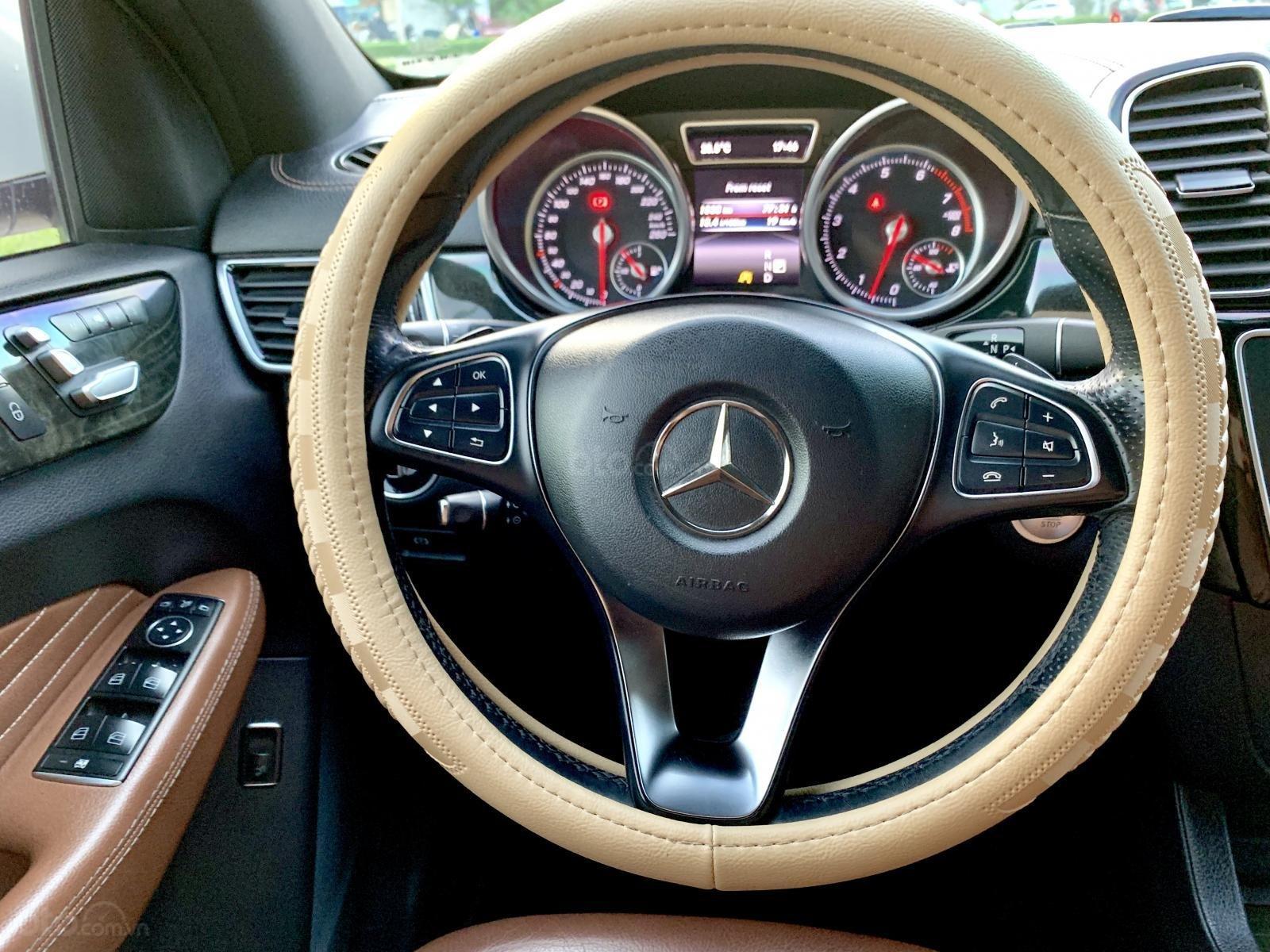Mercedes GLE400 4Matic, ĐK 2016, hàng Coupe full cao cấp, đủ đồ chơi camera-11