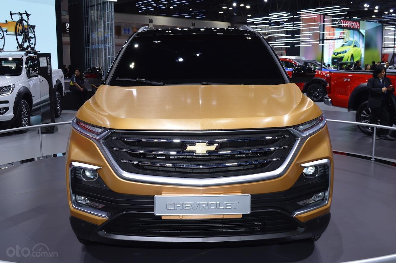 [BIMS 2019] Chevrolet Captiva 2019 - 1