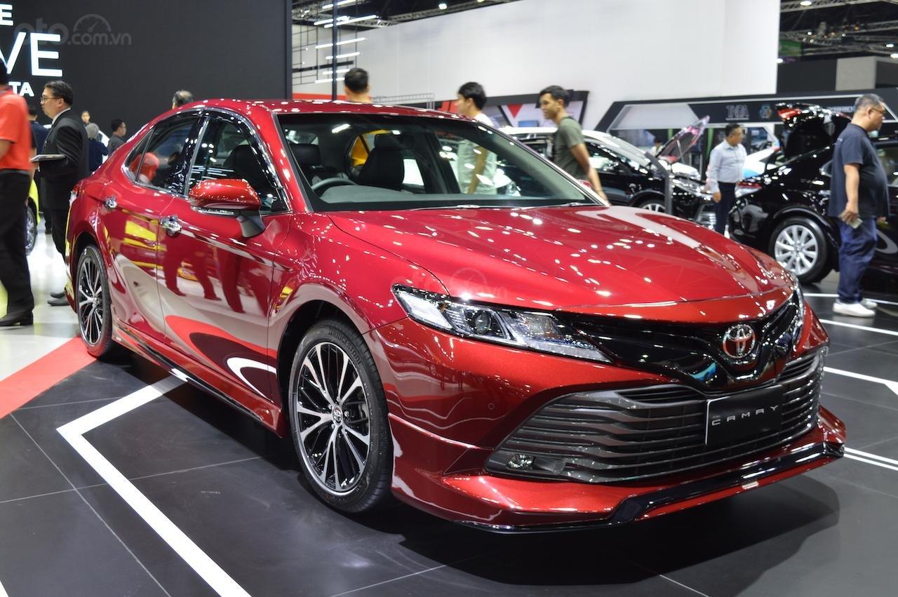[BIMS 2019] Toyota Camry TRD Sportivo 2019 quyến rũ hơn