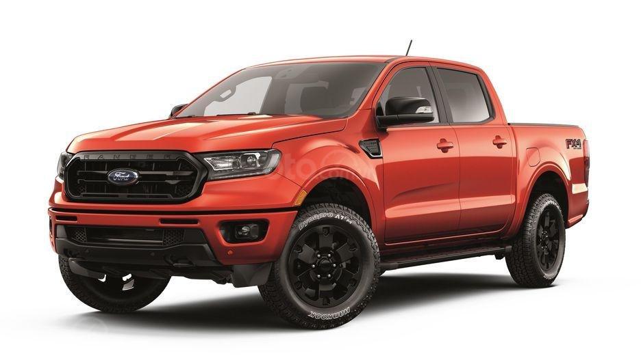 Ford Ranger Black Appearance đa sắc