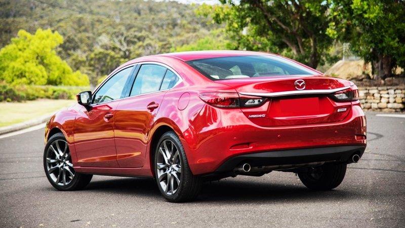 Giá xe Mazda 6 cũ