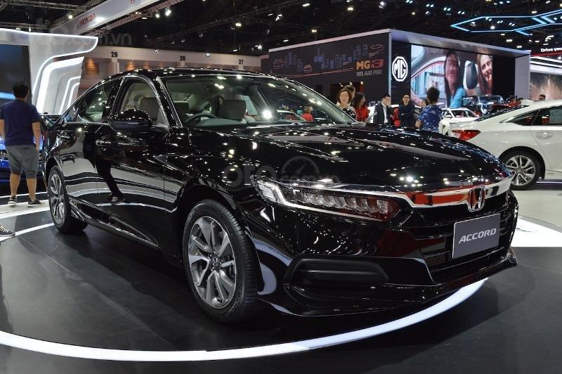 Thiết kế ngoại thất của Honda Accord