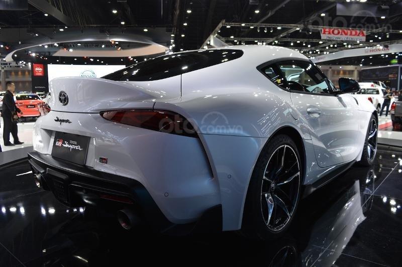Đèn hậu của Toyota Supra