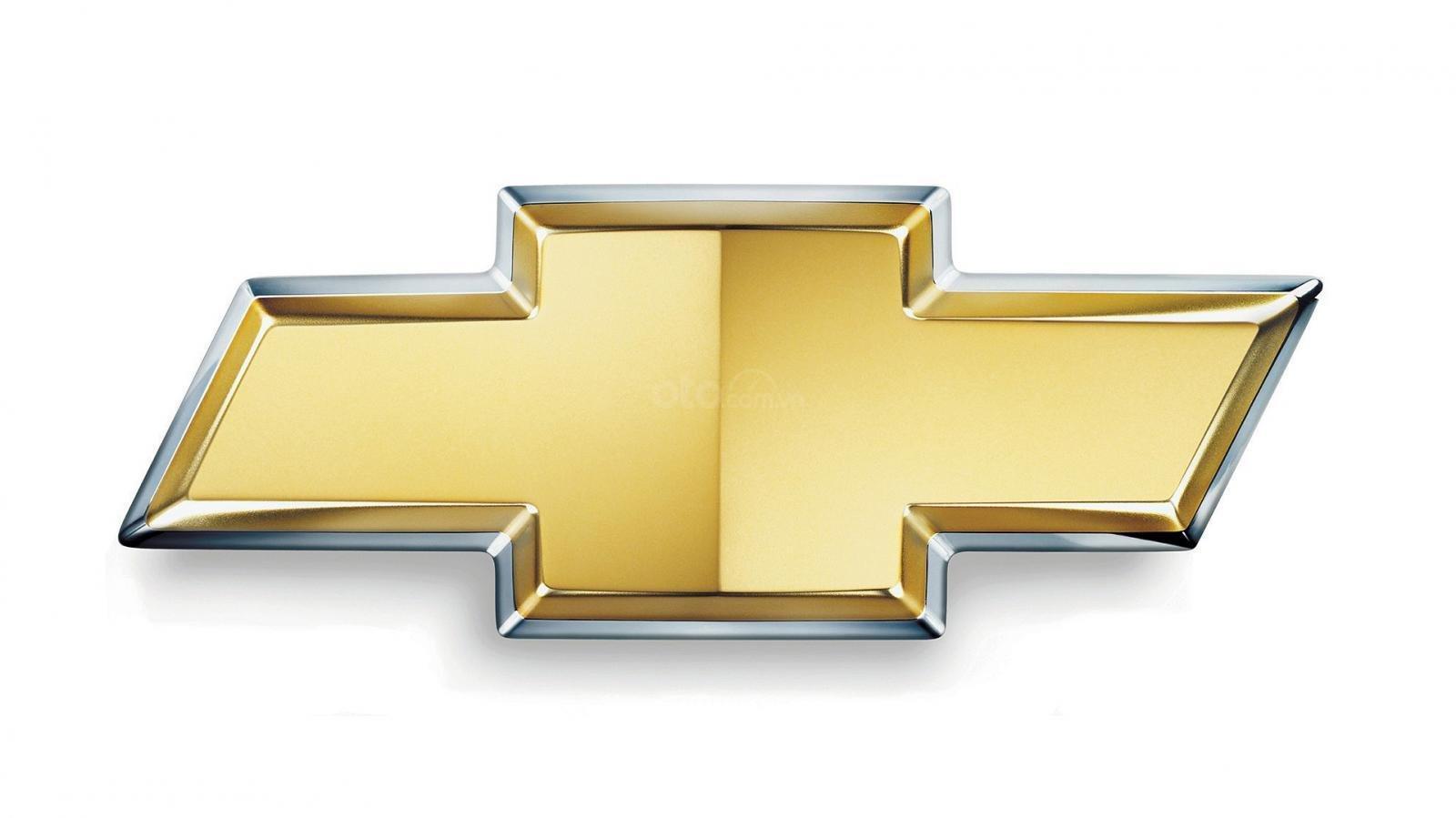 Logo của hãng xe Chevrolet