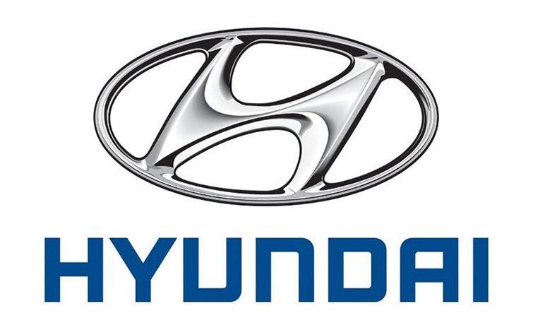 Logo của hãng xe Hyundai
