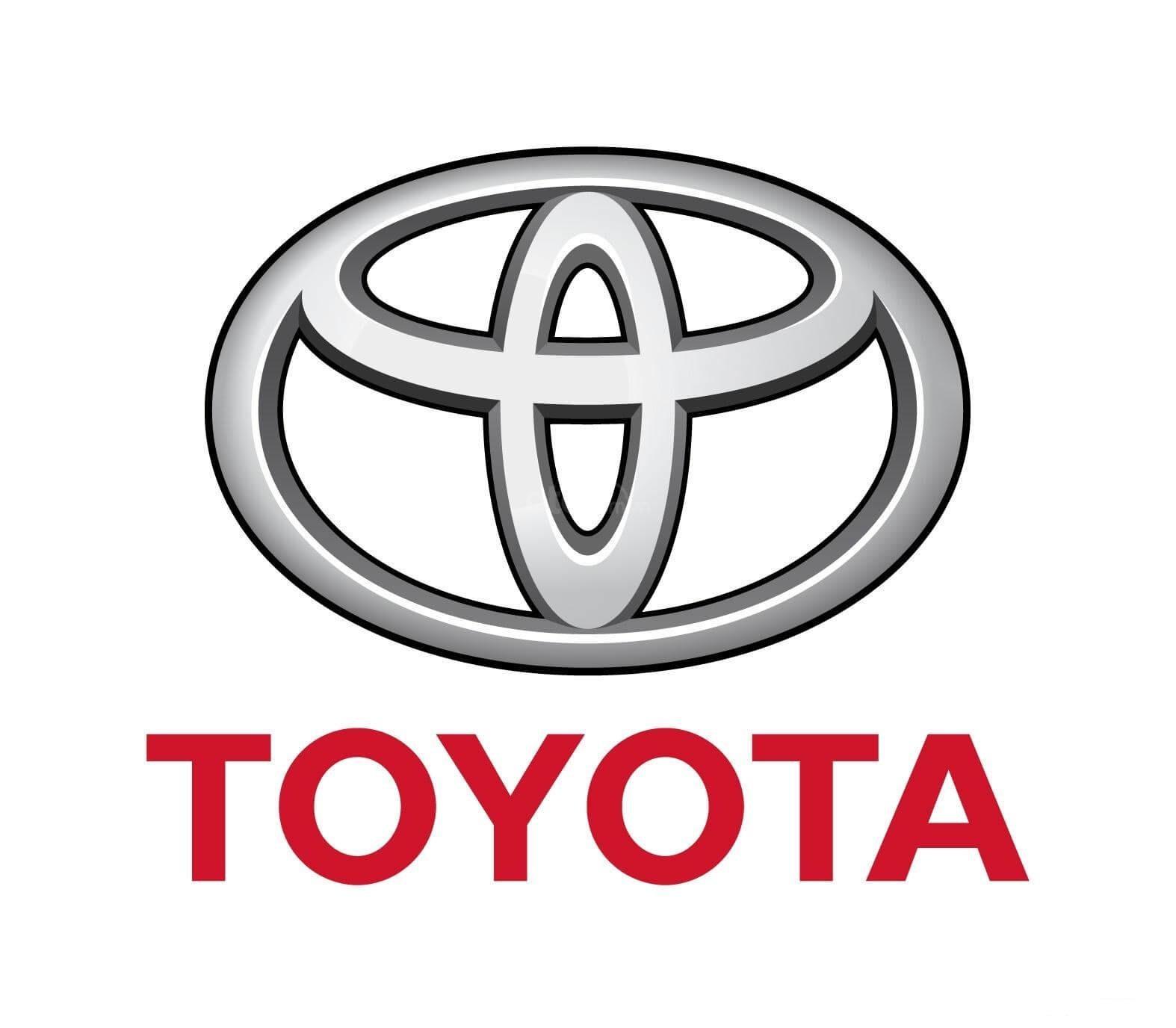 Biểu tượng của hãng xe Toyota