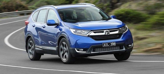 Các mẫu xe của Honda luôn được người tiêu dùng chào đón