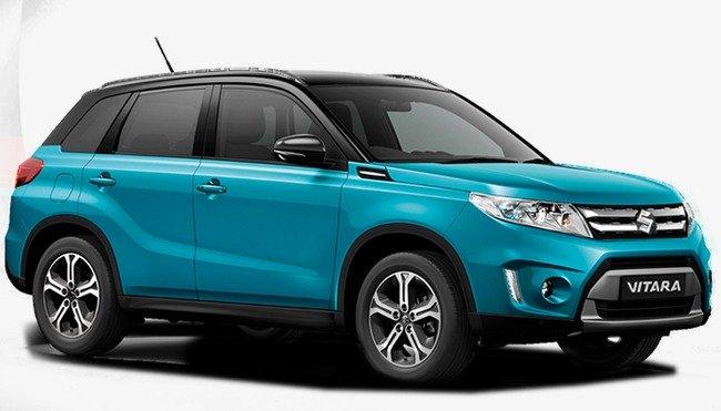 Các mẫu xe của Suzuki luôn được các khách hàng quan tâm