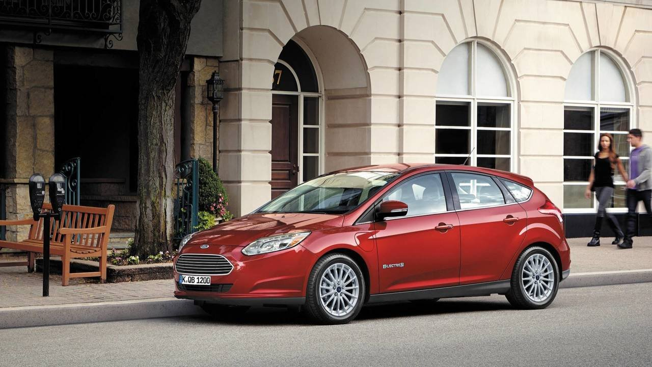 Ô tô điện Ford Focus Electric