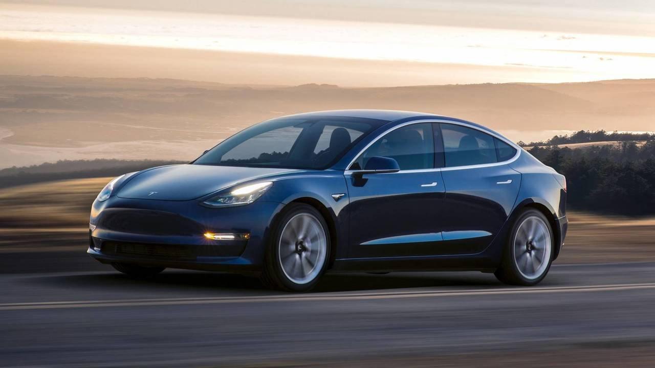Ô tô điện Tesla Model 3