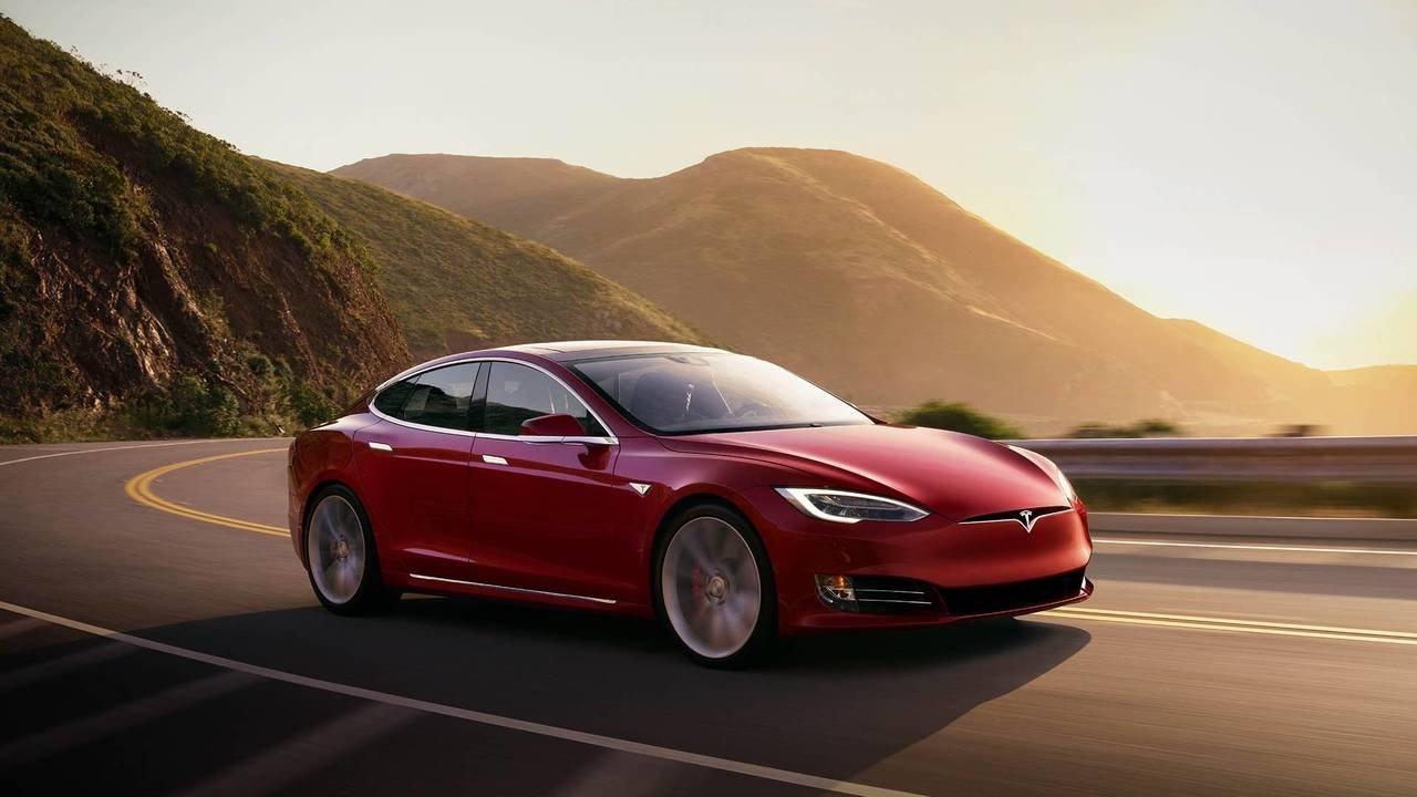 Ô tô điện Tesla Model S