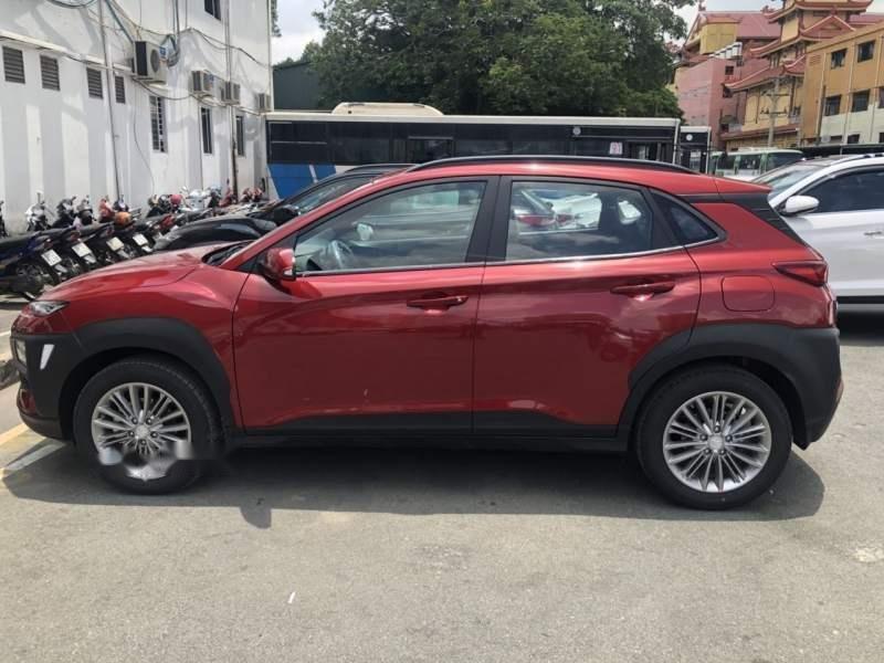 Cần bán Hyundai Kona máy xăng tiêu chuẩn năm sản xuất 2019, giao nhanh (3)