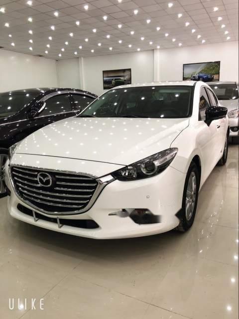 Xe Mazda 3 đời 2017, màu trắng còn mới, giá tốt (2)