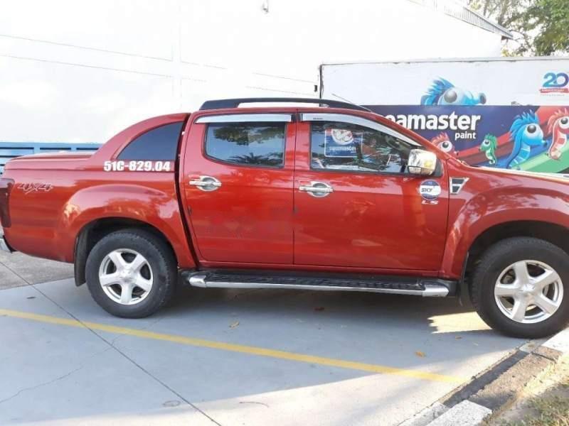 Bán Isuzu Dmax đời 2016, màu đỏ, nhập khẩu nguyên chiếc chính chủ (6)