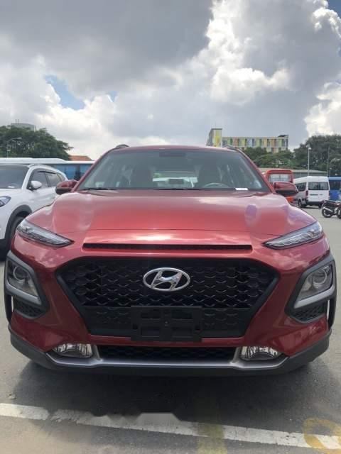 Cần bán Hyundai Kona máy xăng tiêu chuẩn năm sản xuất 2019, giao nhanh (2)