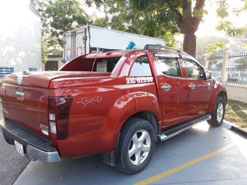 Bán Isuzu Dmax đời 2016, màu đỏ, nhập khẩu nguyên chiếc chính chủ (1)