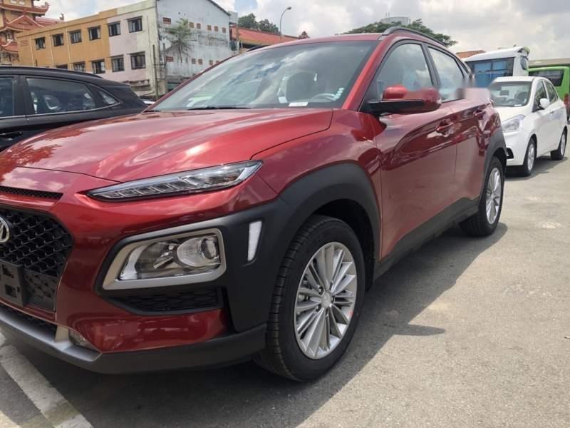 Cần bán Hyundai Kona máy xăng tiêu chuẩn năm sản xuất 2019, giao nhanh (1)