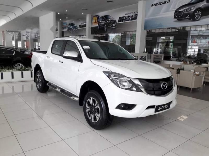 Cần bán Mazda BT 50 2.2 AT năm sản xuất 2019, xe nhập, giao nhanh (1)