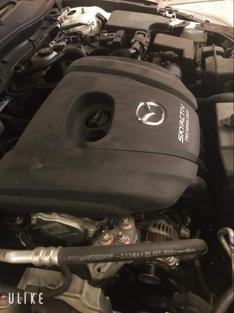 Xe Mazda 3 đời 2017, màu trắng còn mới, giá tốt (6)