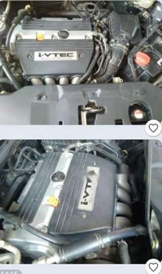 Cần bán Honda CR V đời 2010, màu bạc, 550 triệu-5