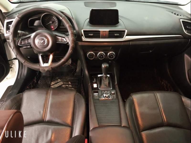 Xe Mazda 3 đời 2017, màu trắng còn mới, giá tốt (5)