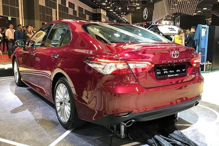 Bán Toyota Camry 2019, nhập khẩu nguyên chiếc Thái Lan tại Toyota Đông Sài Gòn - Gò Vấp-5