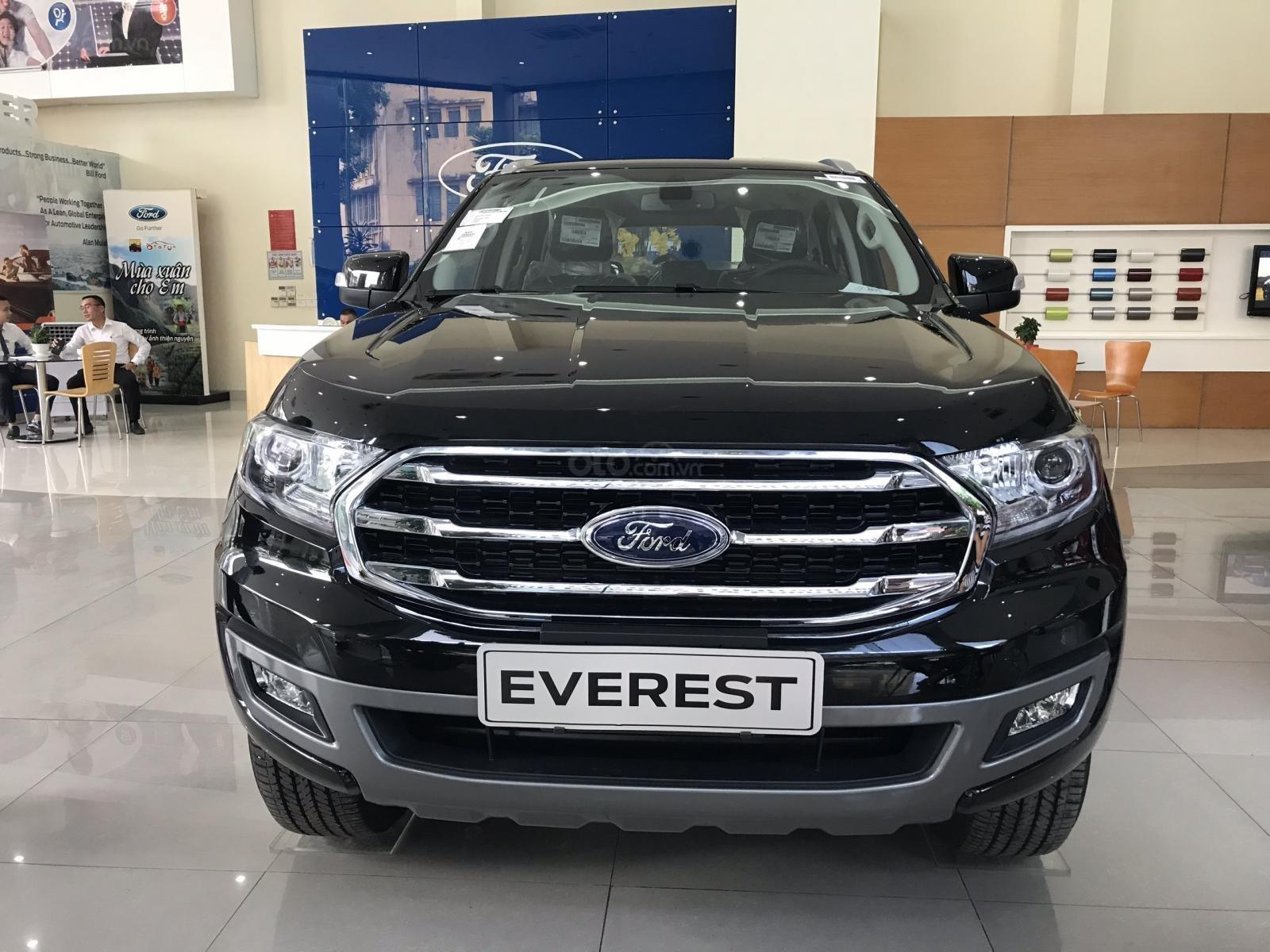 Ford Everest 4x2 Titanium, Bi-Turbo 2019 tặng BHVC phụ kiện, giao xe toàn quốc - Liên hệ ép giá: 0934.696.466 (1)