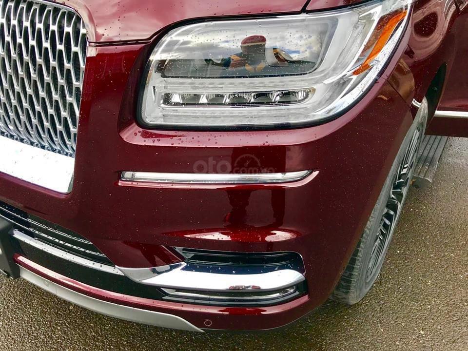 Cần bán Lincoln Navigator Black Label đời 2019, đỏ đô cực hiếm, xe chính chủ, giao ngay tận nhà (7)