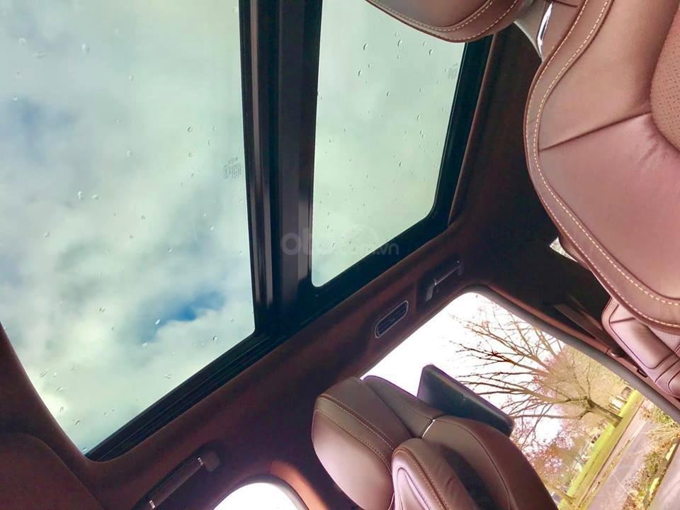 Cần bán Lincoln Navigator Black Label đời 2019, đỏ đô cực hiếm, xe chính chủ, giao ngay tận nhà (12)