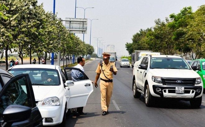 Cập nhật lỗi vi phạm của tài xế lên mạng để thắt chặt việc xin cấp lại bằng lái2aa