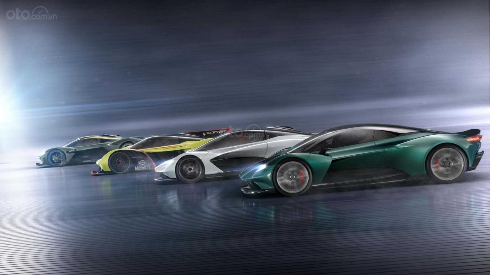 Aston Martin tăng số lượng xe đa dạng hơn