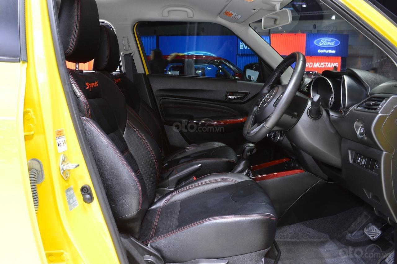 [BIMS 2019] Suzuki Swift Sport tại Bangkok - 4