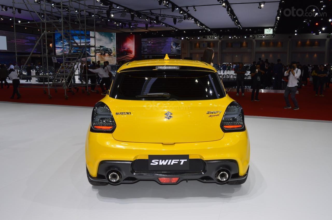 [BIMS 2019] Suzuki Swift Sport tại Bangkok - 3