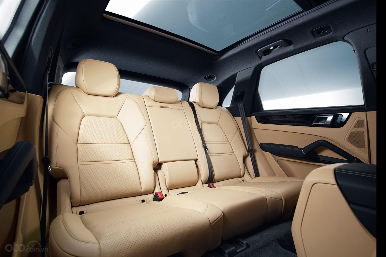 Đánh giá xe Porsche Cayenne 2019 a11