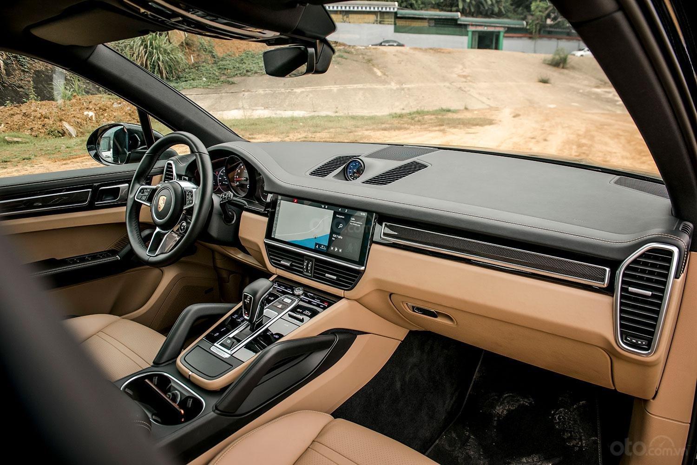 Đánh giá xe Porsche Cayenne 2019 a14