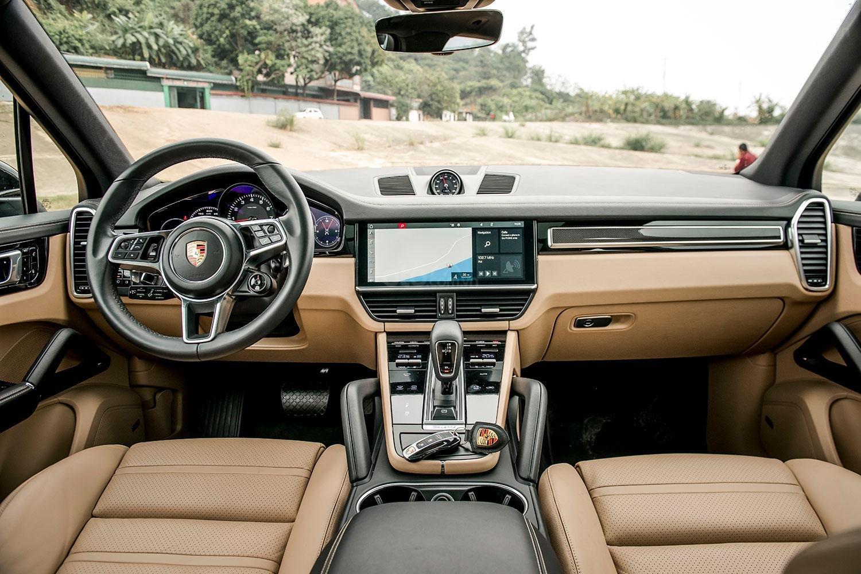 Đánh giá xe Porsche Cayenne 2019 a7