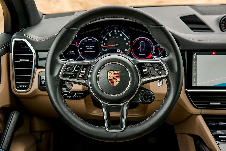 Đánh giá xe Porsche Cayenne 2019 a13