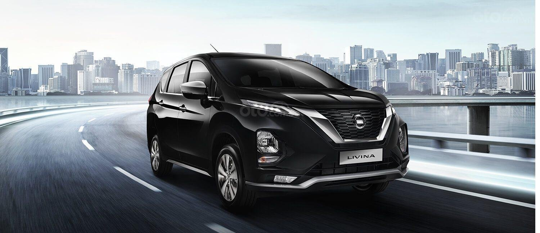 Ảnh Nissan Grand Livina 2019 bản Indonesia