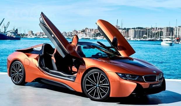 Đánh giá xe BMW i8