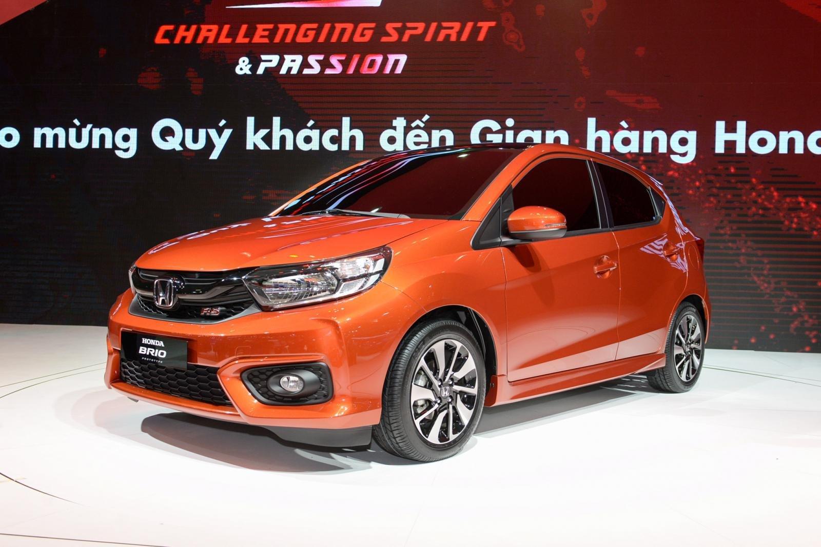 Lộ trang bị xe Honda Brio 2019 tại Việt Nam, có gì để mua? a1