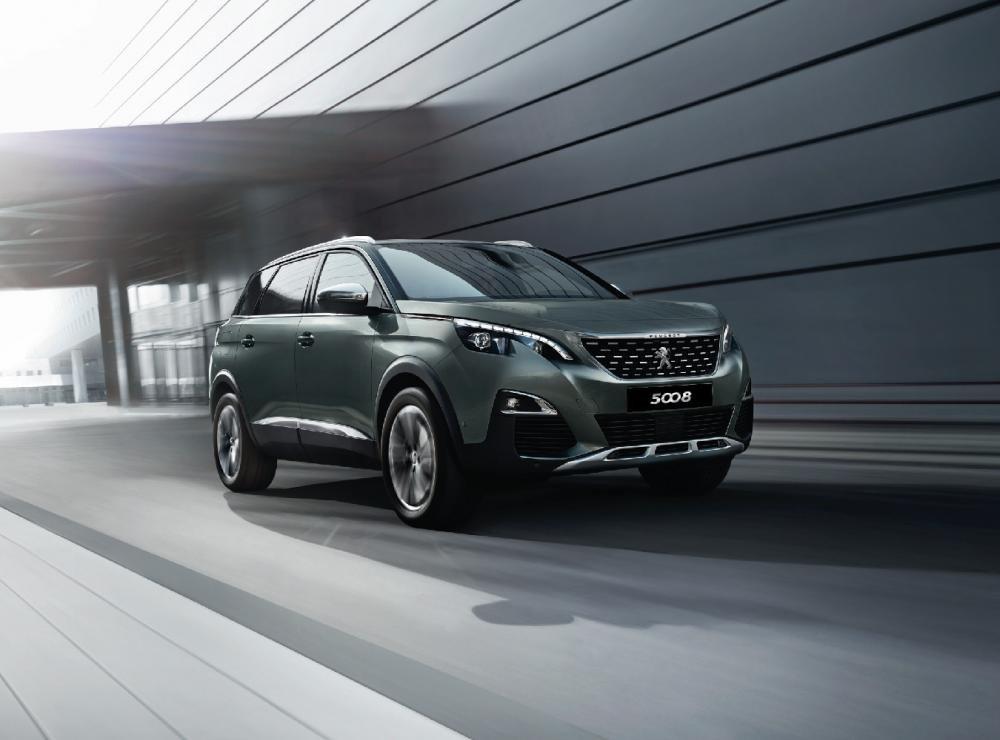 Các mẫu xe của Peugeot đều mang đậm vẻ sang trọng của Châu Âu