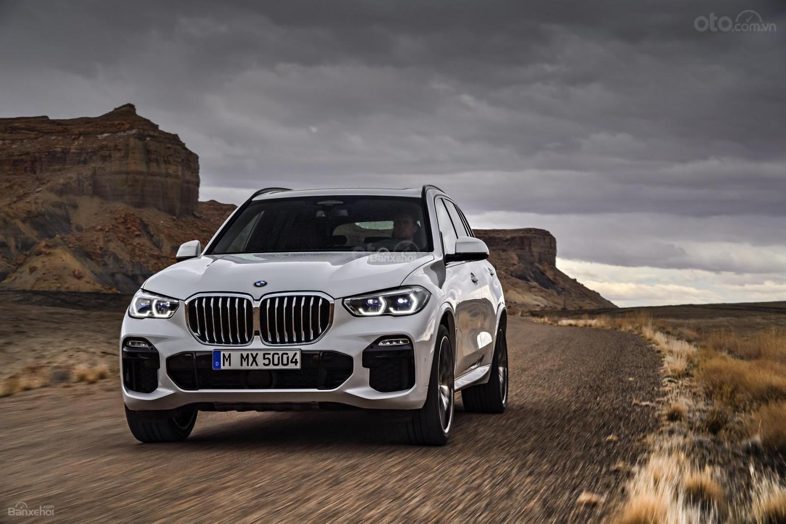 Các mẫu xe của BMW luôn thể hiện được đẳng cấp của mình so với mặt bằng phân khúc