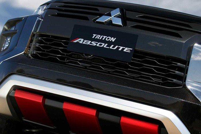 Ford có Ranger Raptor, Mitsubishi sẵn sàng 'chiến' bằng Triton Absolute a3.
