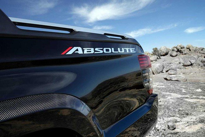 Ford có Ranger Raptor, Mitsubishi sẵn sàng 'chiến' bằng Triton Absolute a4.