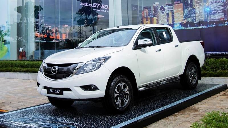 Lãi suất vay mua xe Mazda BT-50 trả góp năm 2019.
