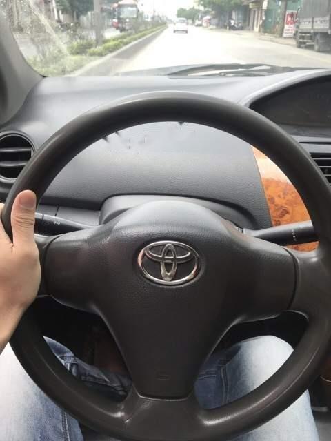 Cần bán Toyota Vios Limo sản xuất 2009, màu trắng, số sàn  (6)