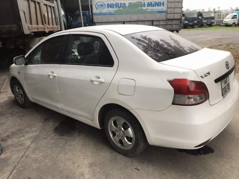 Cần bán Toyota Vios Limo sản xuất 2009, màu trắng, số sàn  (2)