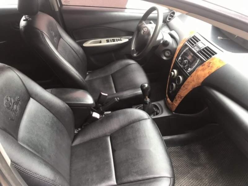 Cần bán Toyota Vios Limo sản xuất 2009, màu trắng, số sàn  (5)