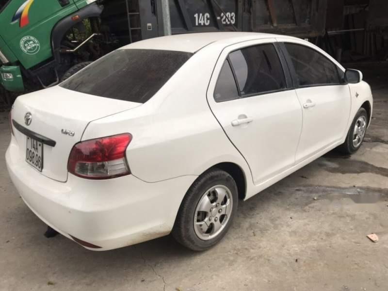 Cần bán Toyota Vios Limo sản xuất 2009, màu trắng, số sàn  (3)