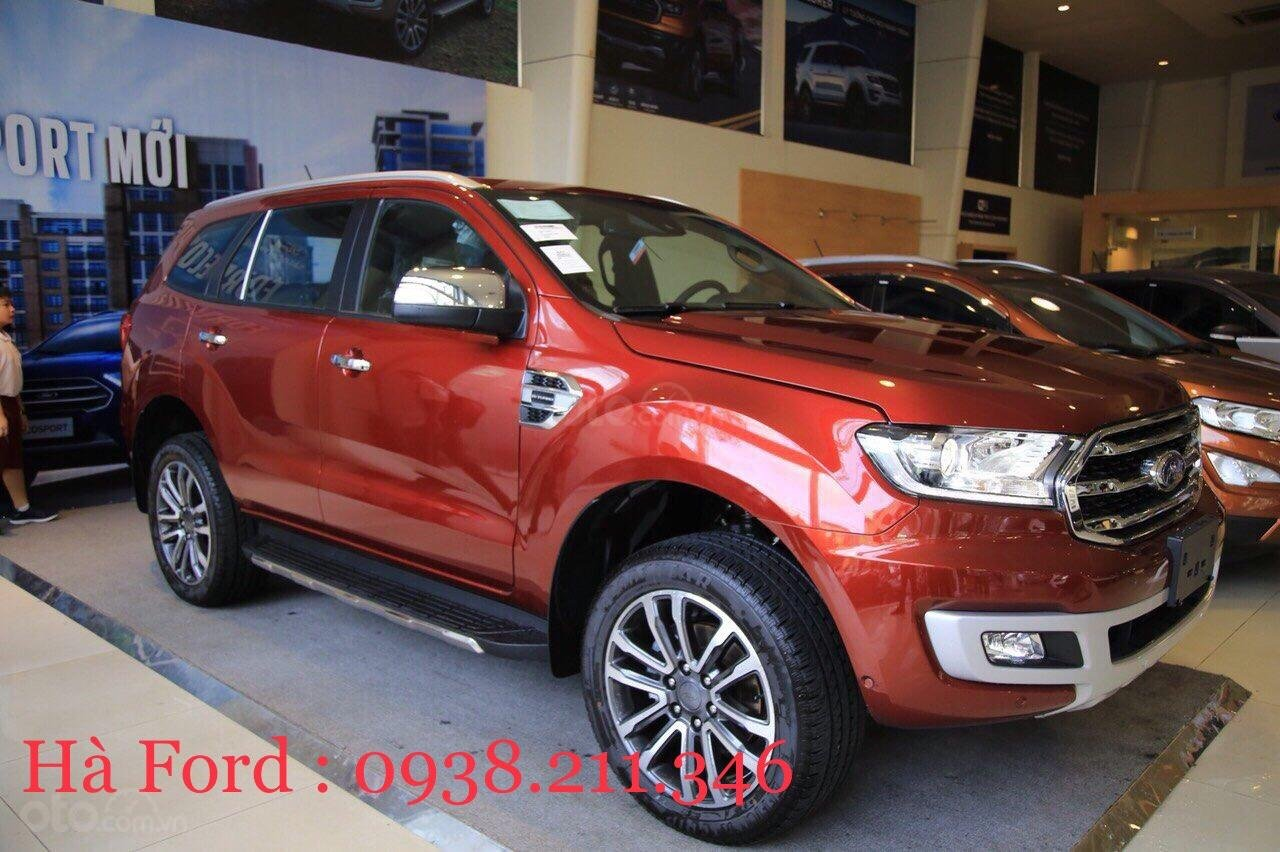 Ford Everest 2019, xe nhập, giá cạnh tranh giao ngay, kèm theo nhiều ưu đãi hấp dẫn 0938211346-0